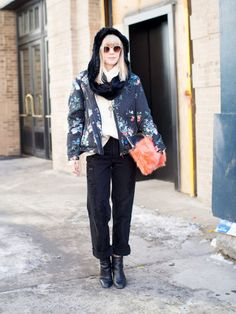 The Best New York Fashion Week Street Style