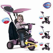 Smart Trike Touch Steering Spirit - Pink