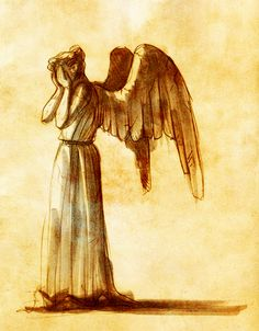 Don't Blink. Thanks for giving me something else to be irrationally afraid of, Dr. Who--beware the weeping angels