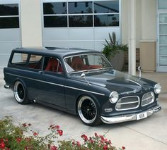 Volvo Amazon | Repinned by @stanloomis