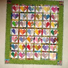 Hearts & Flowers Quilts: Hearts and Flowers Quilt