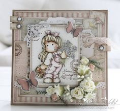 Cards by Camilla: MDUC #161~ All stitched up! ♥