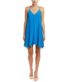 AMANDA UPRICHARD Amanda Uprichard Alandra Silk Shift Dress'. #amandauprichard #cloth #casual