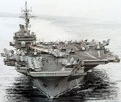 USS KITTY HAWK - I was fortunate to visit this Ship before it was decommissioned.Remember it all as today