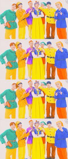 BTS ~❤️ | [BANGTAN BOMB] '고민보다 GO (Halloween ver.)' Behind - BTS (방탄소년단)