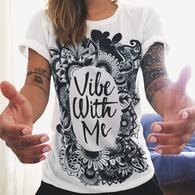 Summer Punk Printed Blouse Women Tops Harajuku O-Neck Blusas 2017 Plus Size Blusa Feminina Kawaii Owl Shirt Women Estilo Punk Rock, Plus Size Shirts, Moda Punk, Punk Mode, Harajuku, Graffiti, Blouses For Women, T Shirts For Women, Punk Rock Fashion