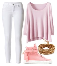 Feminine Sporty by ellary-branden on Polyvore featuring BUSCEMI and Chan Luu