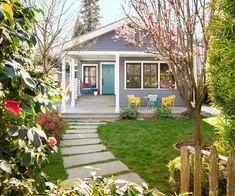 House Exterior Color Schemes, Paint Color Schemes, Grey Exterior, House Paint Exterior, Exterior Paint Colors, Paint Colors For Home, Painting Shutters, House Painting, Outdoor Paint