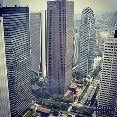 #tokyo #japan #travel #governmentbuilding #blogtrotters czyli  #japonia z #readyforboarding goo.gl/yH2zJ6