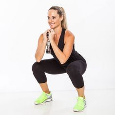 Blast your fat away with this full body circuit-training workout with weights. This workout will tone and tighten your entire body with only a couple of exercises. Add this workout into your weekly fitness routine to see sculpted results in no time!