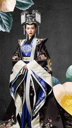 The princess Weiyoung Oriental Fashion, Ethnic Fashion, Traditional Fashion, Traditional Outfits, Asian Style, Chinese Style, Princess Weiyoung, Chinese Clothing, Kinds Of Clothes