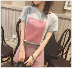 Back-to-School Sale begins NOW! Double Deals: Up to 80% OFF + EXTRA 10% OFF on order over US$50 with coupon code 2016BTS10 Rocho - Printed Knit Short-Sleeve T-Shirt