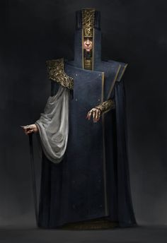 ArtStation - Ivan Dedov's submission on Ancient Civilizations: Lost & Found - Character Design Fantasy Character Design, Character Design Inspiration, Character Concept, Character Art, Concept Art, Armor Concept, Fantasy Rpg, Medieval Fantasy, Dark Fantasy Art
