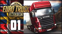 Euro Truck Simulator 2 Scandinavia Free Download