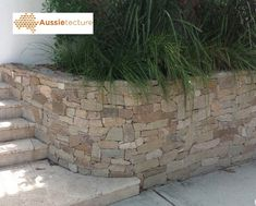 33 New Ideas Exterior Stone Wall Design Outdoor Living