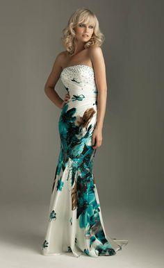 Beautiful  Flower Dress #2dayslook #jamesfaith712 #FlowerDress  www.2dayslook.com