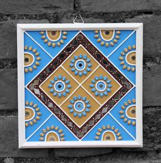 Clay Wall Art, Mural Wall Art, Clay Art, Murals, Diwali Decoration Items, Buddha Wall Art, Asian Paints, Rangoli Ideas, Wall Drawing