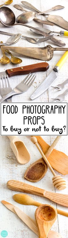 Ultimate guide to Food Photography Props with tips, tricks & money saving ideas! Best everyday affordable food photo props!   happyfoodstube.com