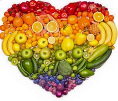 La natura offre il cuore della Vita!  Cibo e Salute...il Cibo È Salute! #EnjoyForever