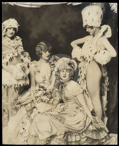 Ziegfeld Chorus Girls