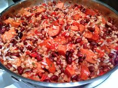 Arroz Congri (Cuban Rice & Beans). My comfort food!!