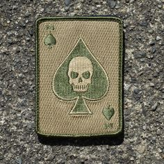 MOTUS Death Card Patch