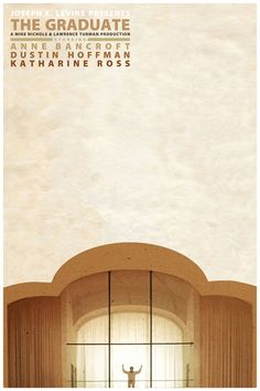 The Graduate by Jean-Joseph Renucci