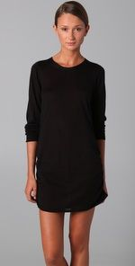 front of dress for @Robin Harris  3.1 phillip lim illusion back chemise