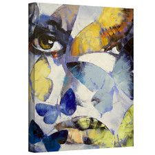 'Gothic Butterflies' by Michael Creese Gallery-Wrapped on Canvas