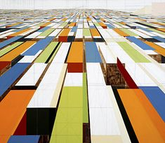 Expanse, 2007: By Mary Iverson.