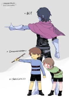 Just some deltarune and undertake pics I like Frans Undertale, Anime Undertale, Undertale Memes, Undertale Drawings, Undertale Ships, Anime Fnaf, Undertale Cute, Frisk, Cute Wallpaper Backgrounds