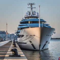 Project Jubilee as seen by @superyachts_gibraltar