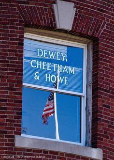 Law Firm of Dewey, Cheetham & Howe