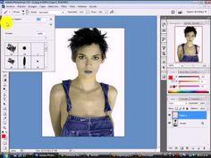 poner color a fotos de blanco y negro con photoshop