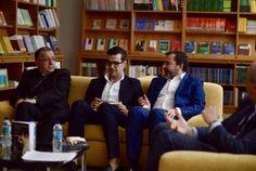 """Entrevista a Juan Cantavella y José Francisco Serrano Oceja, coordinadores del libro """"Iglesia y comunicación en España. Apuntes para un tiempo de cambio"""", publicado por CEU Ediciones"""