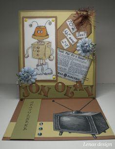 Lenas kort: staffeli kort