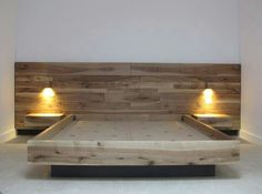 Home ideas - made with pallets - nice idea!