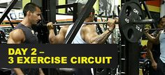 Get Ripped. Stay Big. 365 Circuit Trainer With Julien Greaux - Day 2!