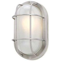 Oval Bulkhead Light