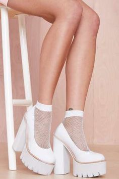 Net Out of My Way Fishnet Socks 2019 Go Fishnet Ankle Socks The post Net Out of My Way Fishnet Socks 2019 appeared first on Socks Diy. Socks And Heels, Shoes Heels, Fashion Shoes, Fashion Outfits, Womens Fashion, Fishnet Ankle Socks, Chelsea Girls, Kawaii Shoes, Aesthetic Shoes