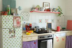 fun kitchen