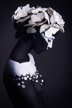 Dark Beauty Magazine photo