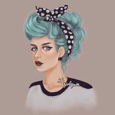 maryam KSARiyadh i'm 28y @girly_m #girly_m #sketch...Instagram photo | Websta (Webstagram)