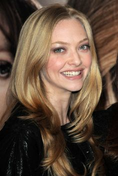 Splendid Amanda Seyfried...  Snazzy Styles...   She started off with uncredited roles and moving on to recurring roles on As the World Turns and All My Children.