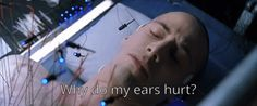 MRW I get an ear cleaning for the first time