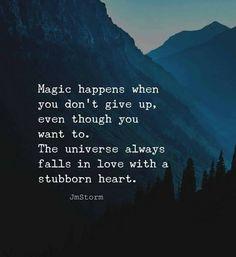#stubborn heart