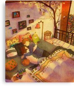 Puuung – Love is: So sieht Liebe aus - Art - bento Illustration Photo, Couple Illustration, Couple Drawings, Art Drawings, Calin Couple, Puuung Love Is, Art Amour, Sketch Manga, Valentine Love