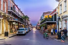 French Quarter New Orleans Louisiana #neworleans #neworleanslouisiana #frenchquarter #louisiana #louisianatravel #louisianalife #louisianaphotographer #louisianamuseum #louisianagallery by zhongyuan_lenny