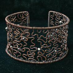 Large bangle | JewelryLessons.com