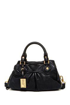 Baby Groovee Leather Satchel